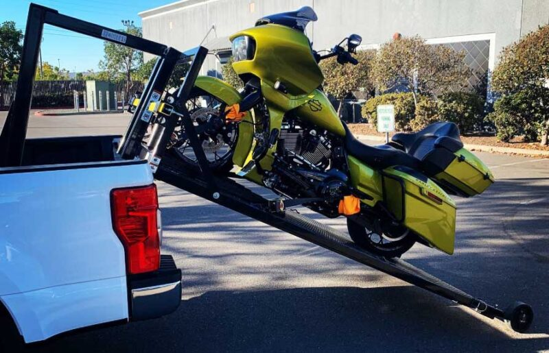 Fast Motorcycle Towing